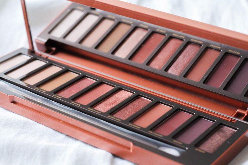 Nouvelle palette Naked heat : Que vaut-elle vraiment ?