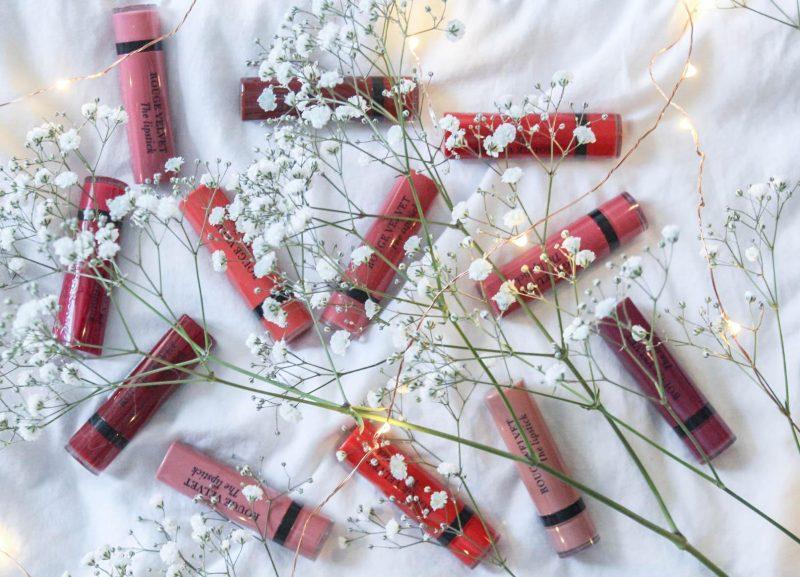 Collection Rouge Velvet the Lipstick de Bourgeois