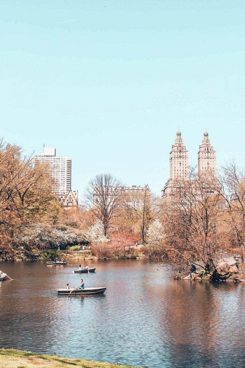 Un réservoir de Central Park