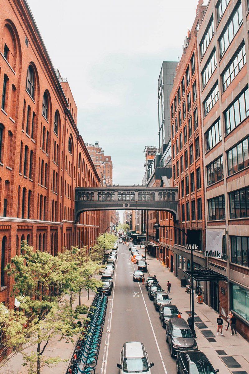 High-Line de New York