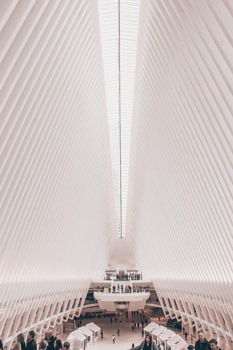 The Oculus à New-York