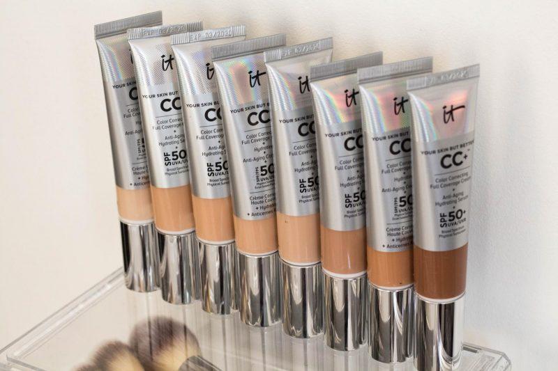 it cosmetics test cc creme