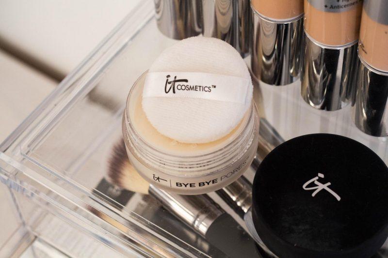 poudre anti pores it cosmetics