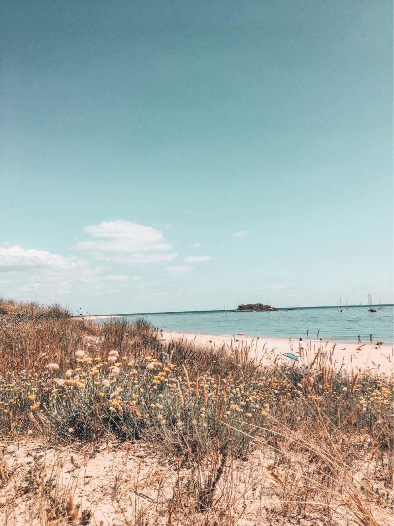ile de Houat plage