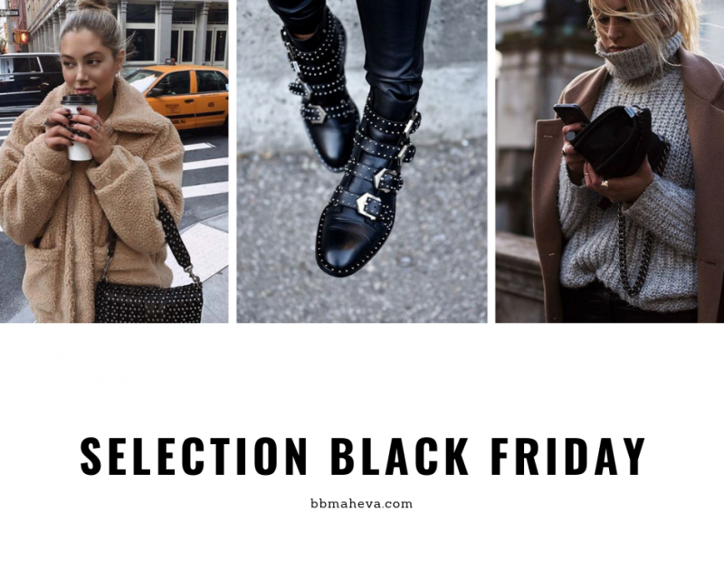 SELECTION BLACK FRIDAY 2018