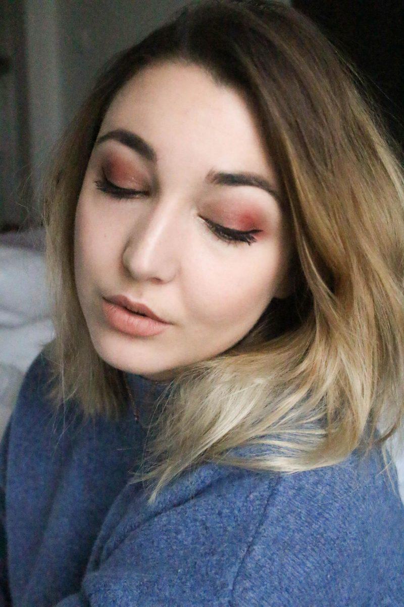 Résultat du rouge à lèvres Kat Von D