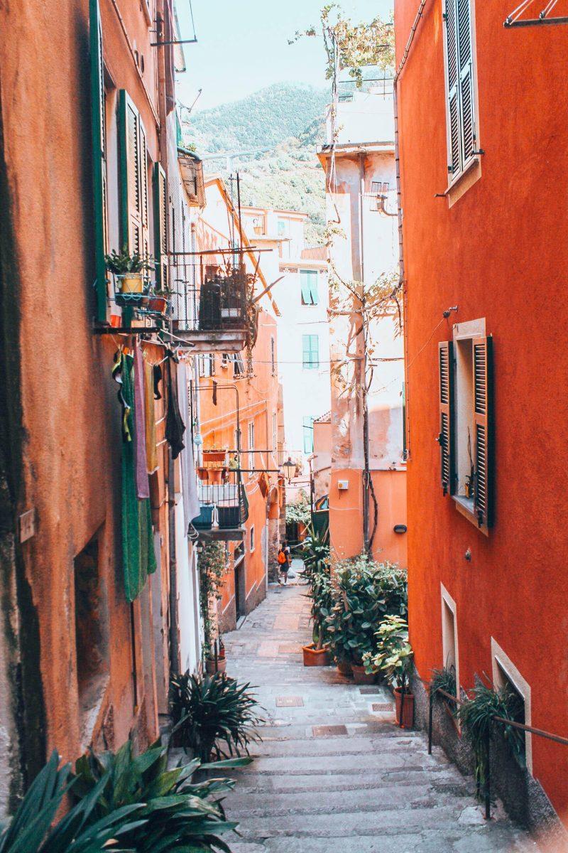 Rue de Monterosso al Mar