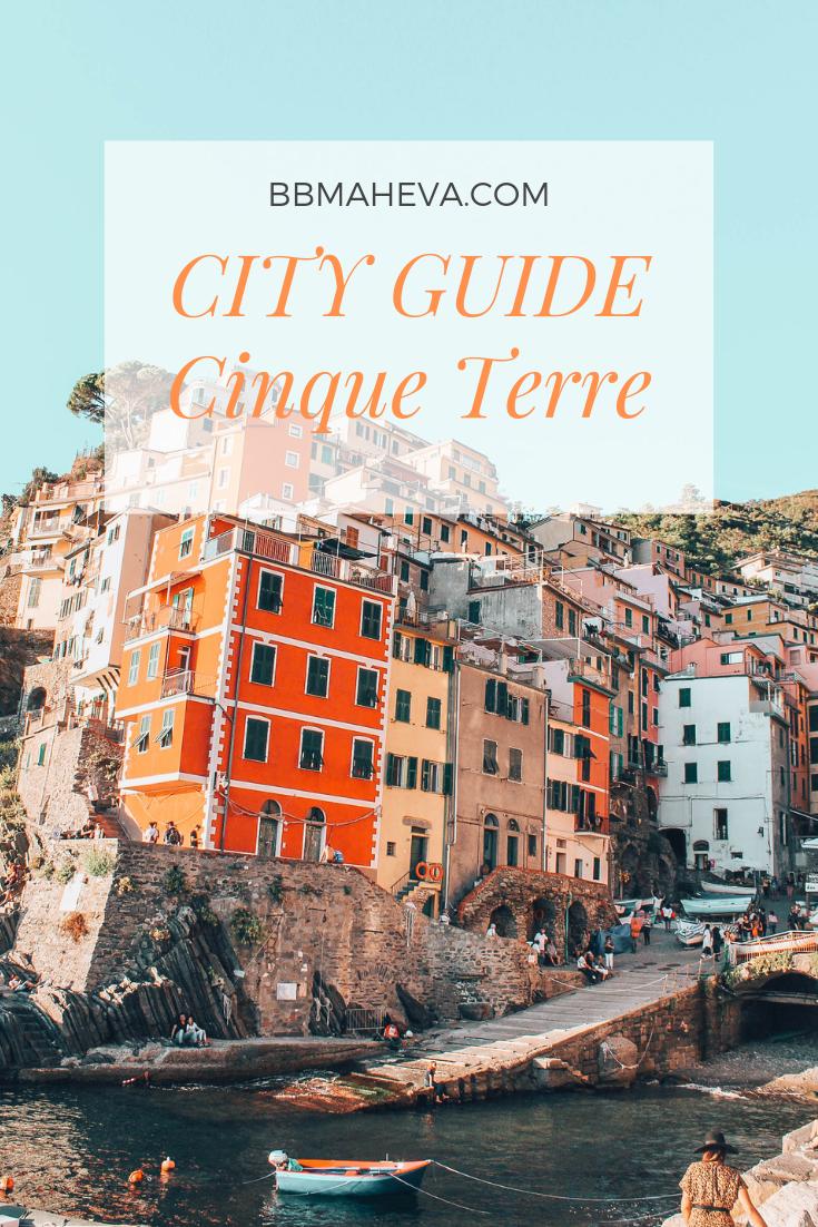 City Guide Cinque Terre