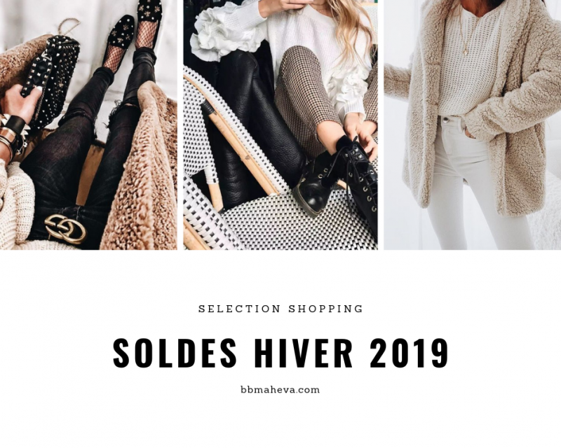 SELECTION SOLDES 2019