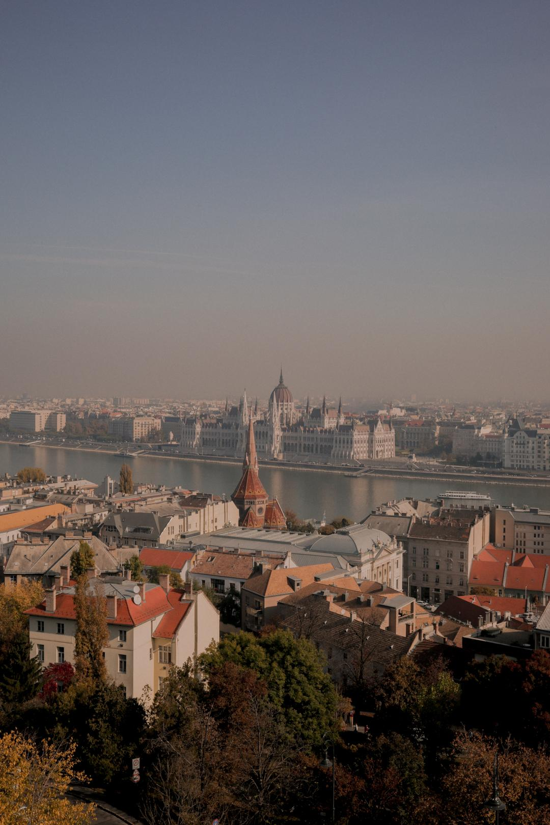centre ville budapest