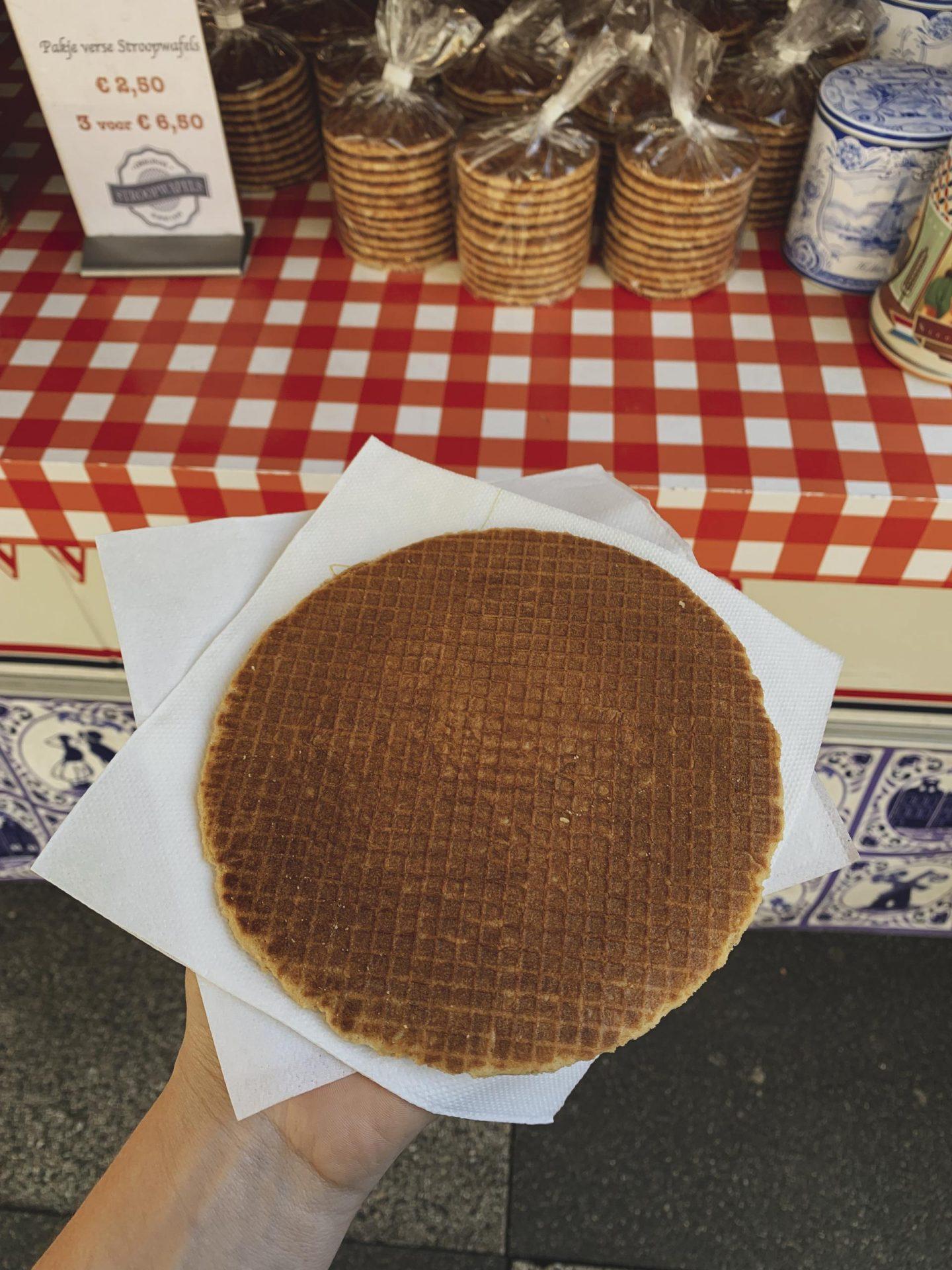 stroopwafel amsterdam