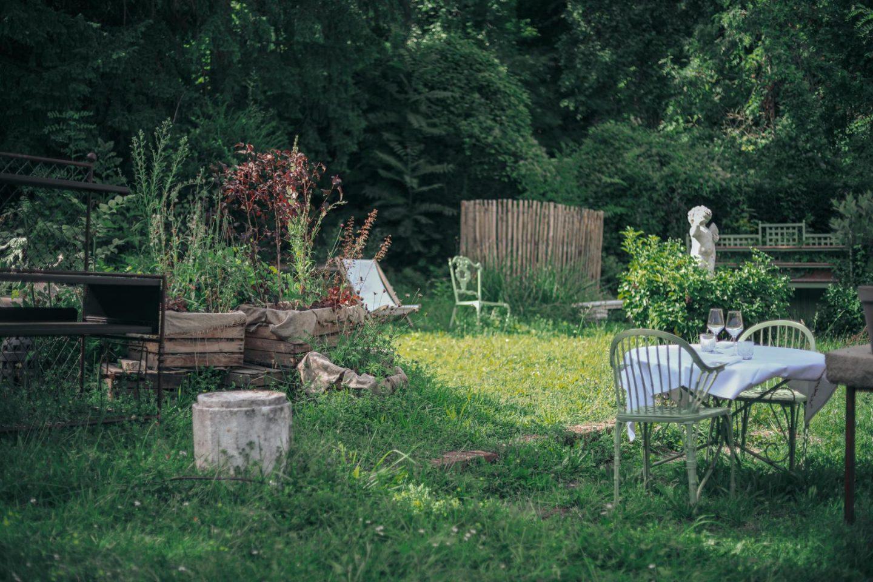 jardin le coq de bougival